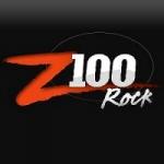 Logo da emissora Radio WDZN Z100 Rock 99.5 FM