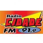 Logo da emissora Rádio Cidade Arapiraca 91.9 FM