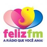 Logo da emissora Rádio Feliz 89.5 FM