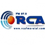 Logo da emissora Rádio RCA 87.9 FM