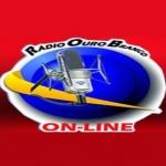 Logo da emissora Rádio Ouro Branco Ceará