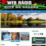 Logo da emissora Web Rádio Hits Da Galera