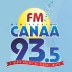Logo da emissora R�dio Minist�rio Cana� 93.5 FM