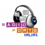 Logo da emissora Rádio Forte Online