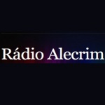 Logo da emissora R�dio Alecrim
