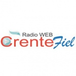 Logo da emissora R�dio Crente Fiel