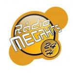 Logo da emissora R�dio Mega