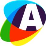 Logo da emissora Rádio Agora Web