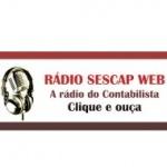 Logo da emissora R�dio SESCAP WEB