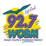 Logo da emissora WOBM 92.7 FM