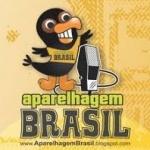 Logo da emissora Rádio Aparelhagem Brasil
