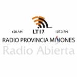 Logo da emissora Radio Provincia Misiones 107.3 FM 620 AM