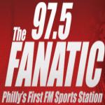 Logo da emissora WPEN 97.5 FM