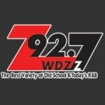 Logo da emissora WDZZ 92.7 FM Z
