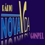 Logo da emissora Rádio Nova Vida Gospel