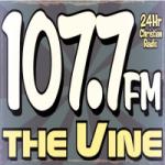 Logo da emissora WPOV 107.7 FM