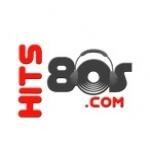 Logo da emissora Hits 80s