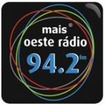Logo da emissora Radio Mais Oeste 94.2 FM