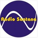 Logo da emissora Rádio Santana FM 92.5