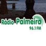 Logo da emissora Rádio Palmeira FM 96.1