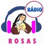 Logo da emissora Web Rádio Rosas