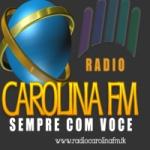 Logo da emissora Web Rádio Carolina FM