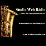 Logo da emissora Studio Web Radio