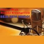 Logo da emissora Rádio Web Sertão Evangélico