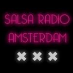 Logo da emissora Salsa Radio Amsterdam