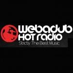 Logo da emissora Webadub Hot Reggae Radio