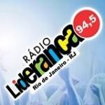 Logo da emissora Web R�dio Lideran�a