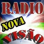 Logo da emissora Rádio Nova Visão