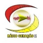 Logo da emissora Rádio Geração Z