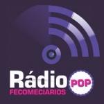 Logo da emissora Rádio Fecomerciários Pop
