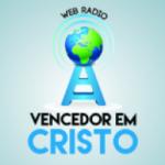 Logo da emissora Rádio Vencedor em Cristo