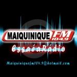 Logo da emissora R�dio Maiquinique 104.9 FM