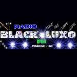 Logo da emissora Rádio Black Luxo