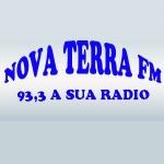 Logo da emissora Rádio Nova Terra 92.3 FM