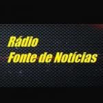 Logo da emissora Web Rádio Fonte de Notícias