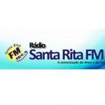 Logo da emissora R�dio Santa Rita 104.9 FM