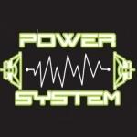 Logo da emissora Web Rádio Power System