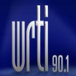 Logo da emissora WRTQ 91.3 FM