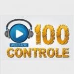 Logo da emissora Rádio 100 Controle
