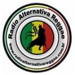 Logo da emissora Rádio Alternativa Reggae