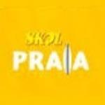 Logo da emissora Rádio Skol Praia