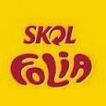 Logo da emissora Rádio  Skol Folia