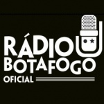 Logo da emissora Rádio Botafogo Oficial