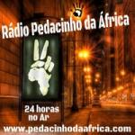 Logo da emissora Rádio Pedacinho da África