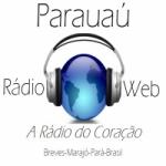Logo da emissora Parauaú Rádio Web