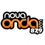 Logo da emissora R�dio Nova Onda